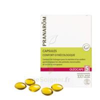 PRANAROM OLEOCAPS 5 Caps confort gynécologique & urinaire à Cenon
