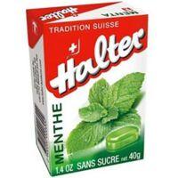 HALTER Bonbons sans sucre menthe à Cenon