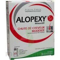 ALOPEXY 50 mg/ml S appl cut 3Fl/60ml à Cenon