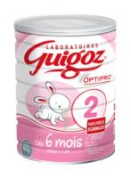 GUIGOZ 2 Lait pdre B/800g à Cenon