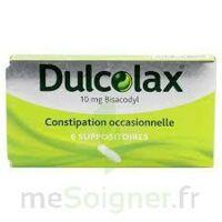 DULCOLAX 10 mg, suppositoire à Cenon