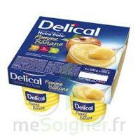 DELICAL NUTRA'POTE DESSERT AUX FRUITS, 200 g x 4 à Cenon