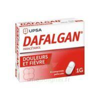 DAFALGAN 1000 mg Comprimés pelliculés Plq/8 à Cenon