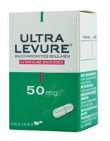 ULTRA-LEVURE 50 mg Gélules Fl/50 à Cenon