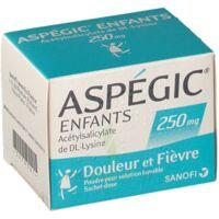 ASPEGIC ENFANTS 250, poudre pour solution buvable en sachet-dose à Cenon