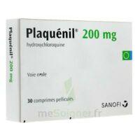 PLAQUENIL 200 mg, comprimé pelliculé à Cenon