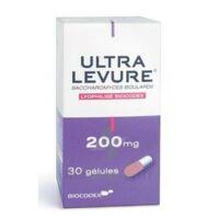ULTRA-LEVURE 200 mg Gélules Fl/30 à Cenon