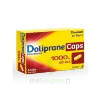 DOLIPRANECAPS 1000 mg Gélules Plq/8 à Cenon