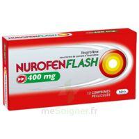 NUROFENFLASH 400 mg Comprimés pelliculés Plq/12 à Cenon