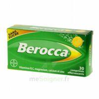 Berocca Comprimés effervescents sans sucre T/30 à Cenon