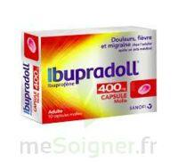 IBUPRADOLL 400 mg Caps molle Plq/10 à Cenon