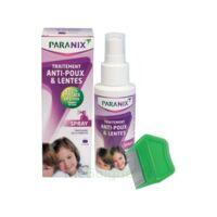 Paranix Solution antipoux Huiles essentielles 100ml+peigne à Cenon