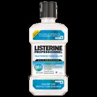 Listerine Professionnel Bain bouche traitement sensibilité 500ml à Cenon