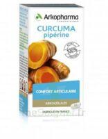 Arkogelules Curcuma Pipérine Gélules Fl/45 à Cenon
