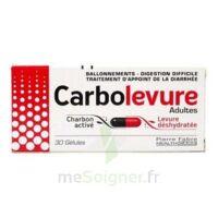 CARBOLEVURE Gélules adulte Plq/30 à Cenon