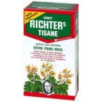 Ernst Richter's Tisane poids idéal 20 Sachets à Cenon