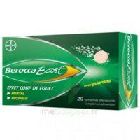 Beroccaboost Comprimés effervescents B/20 à Cenon